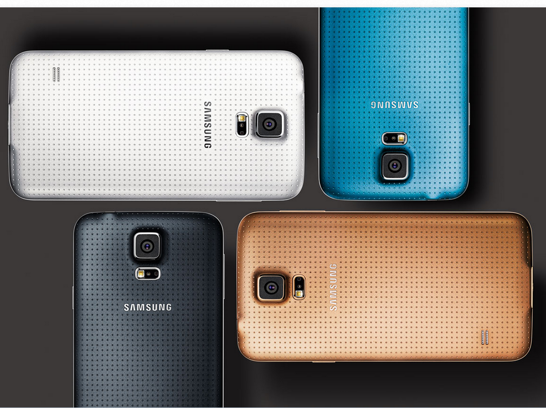 Galaxy S5 features Lucid's battery saving techniques that