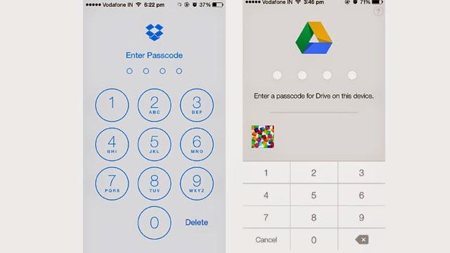 Passcode_app