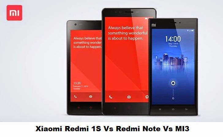 Download Xiaomi Redmi Note 4 Stock Wallpapers In 4k: Xiaomi Redmi Note Vs Xiaomi Mi 3 Vs Xiaomi Redmi 1S Comparison