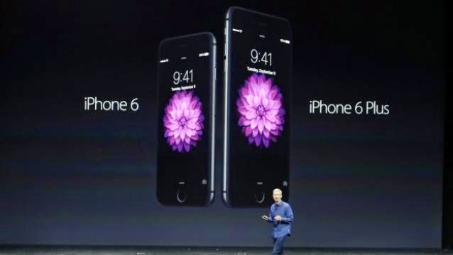 apple iphone 6  and iphone 6 plus