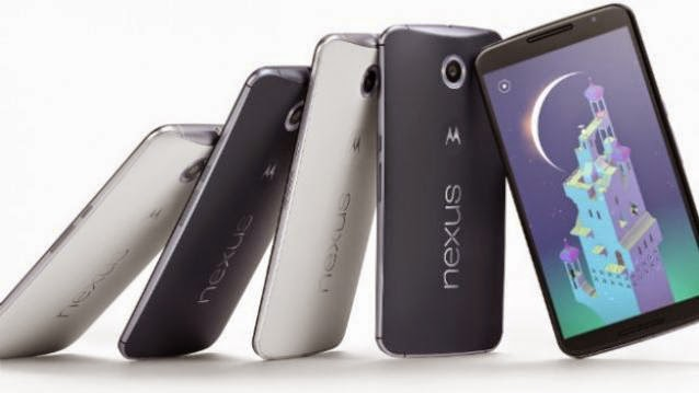 google nexus 6_techtrainindia
