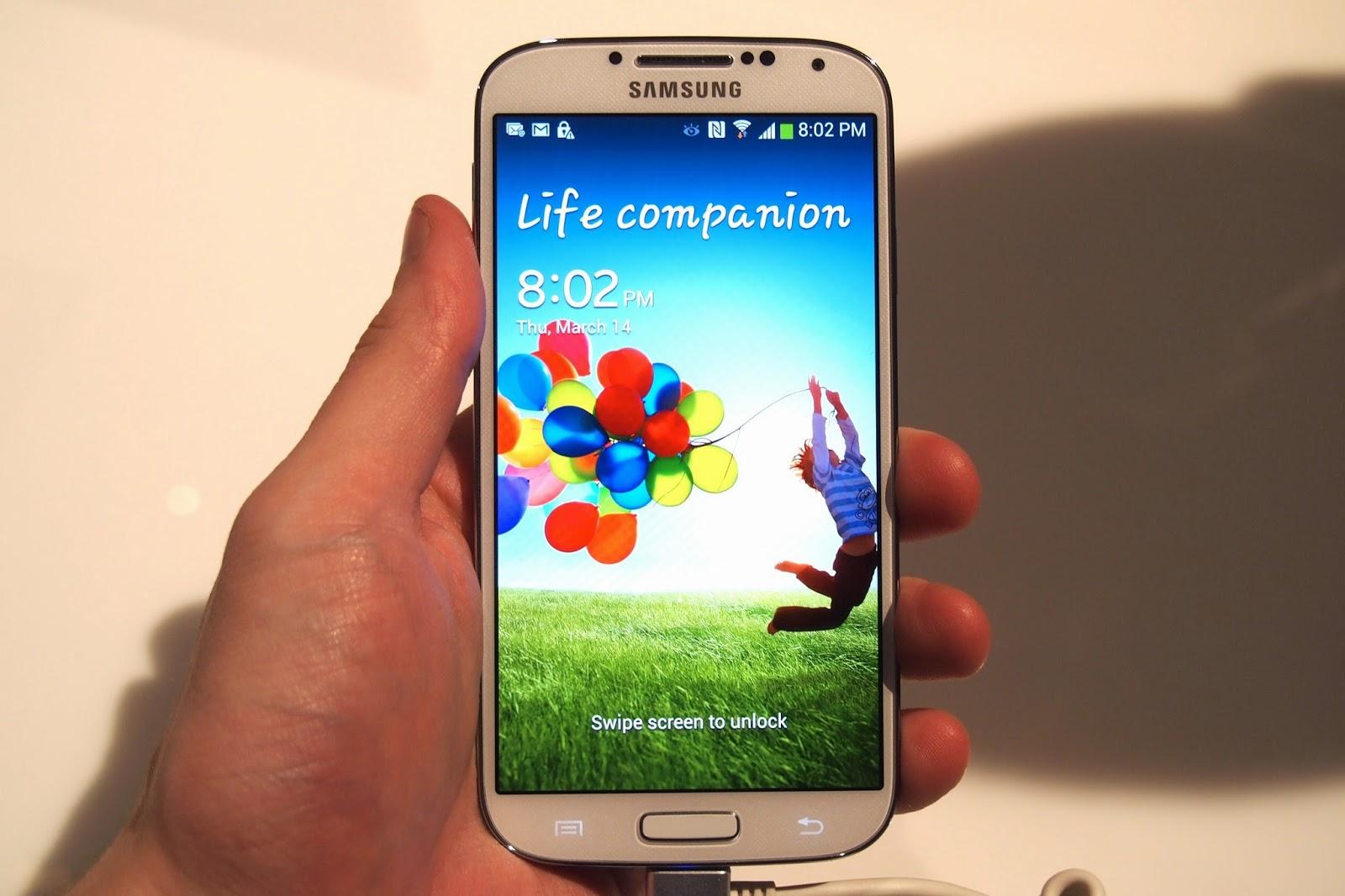 Galaxy-S4-screen