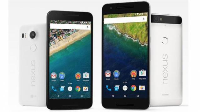 Nexus 6P, Nexus 5X stack up against competition Specs faceoff
