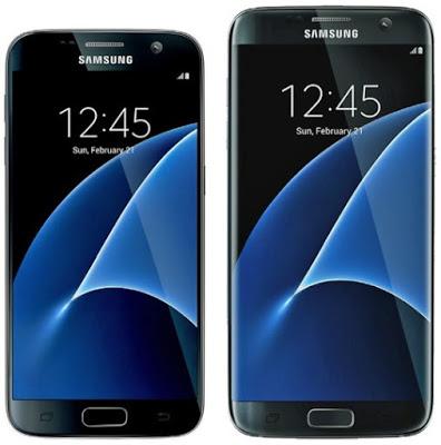 samsung galaxy s7 and s7 edge price
