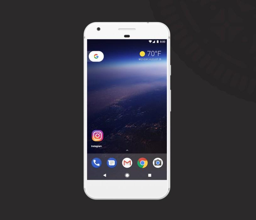 Nexus-Android-Oreo