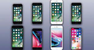 All iPhones Photos