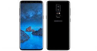 Samsung Galaxy S9 Leaked Concept