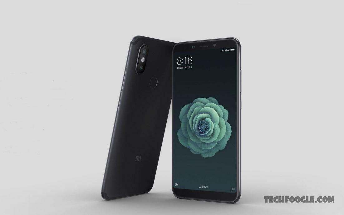 Xiaomi Mi 6X (Mi A2) Black
