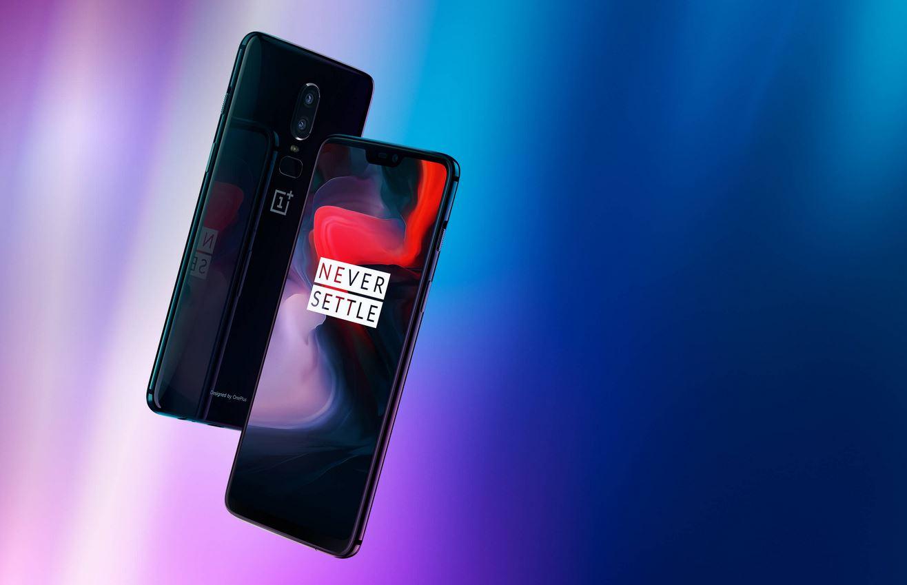 OnePlus 6 Mirror Black