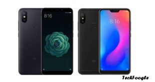 Xiaomi Mi A2 and Mi A2 Lite Launch Price
