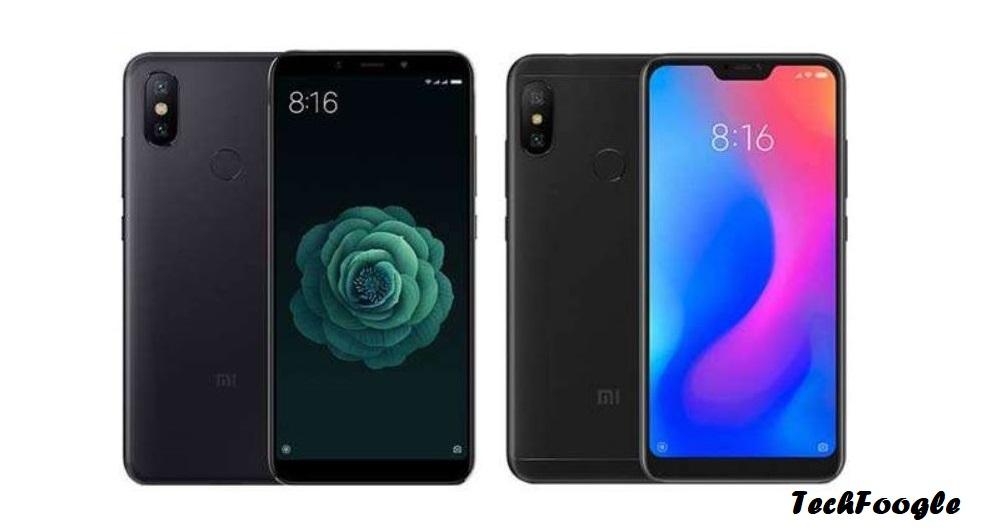 Xiaomi Mi A2 and Mi A2 Lite Launch Price