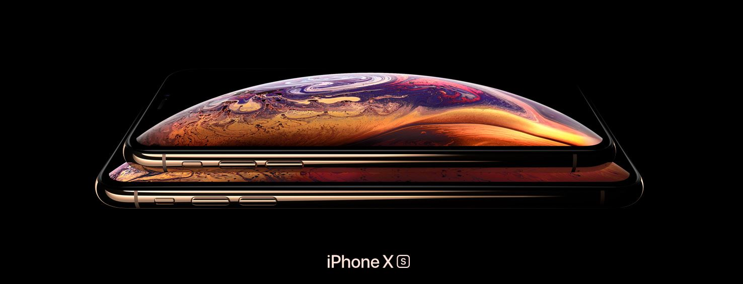 iPhone Xs and iPhone Xs max Display