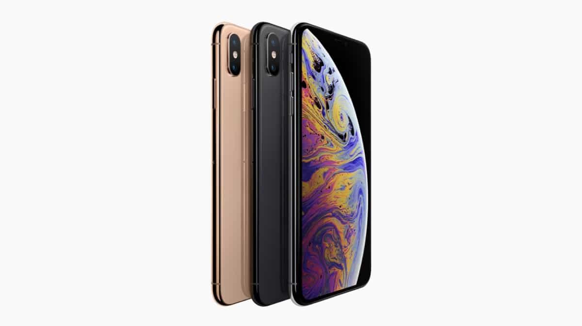 iPhone Xs Design