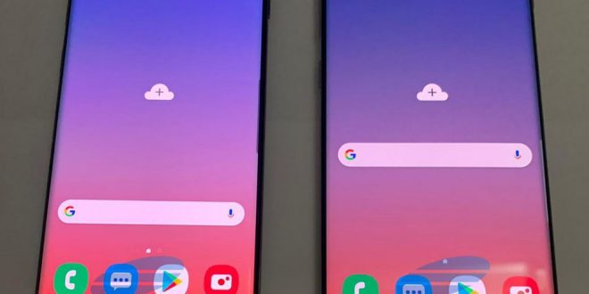Samsung Galaxy S10 and Galaxy S10 Plus Leaked In Live Images