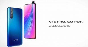 Vivo V15 Pro Launch Date