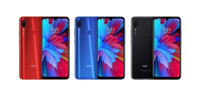 Xiaomi Redmi Note 7 Pro Leaked On TENAA, Key Specs Revealed