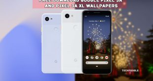 Download Google Pixel 3A and Pixel 3A XL Wallpapers