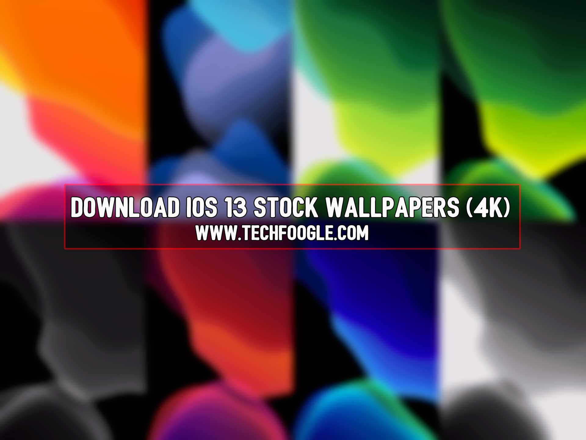 Download Ios 13 Stock Wallpapers 4k