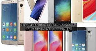 Xiaomi Ends MIUI Beta Support For Seven Redmi Phones
