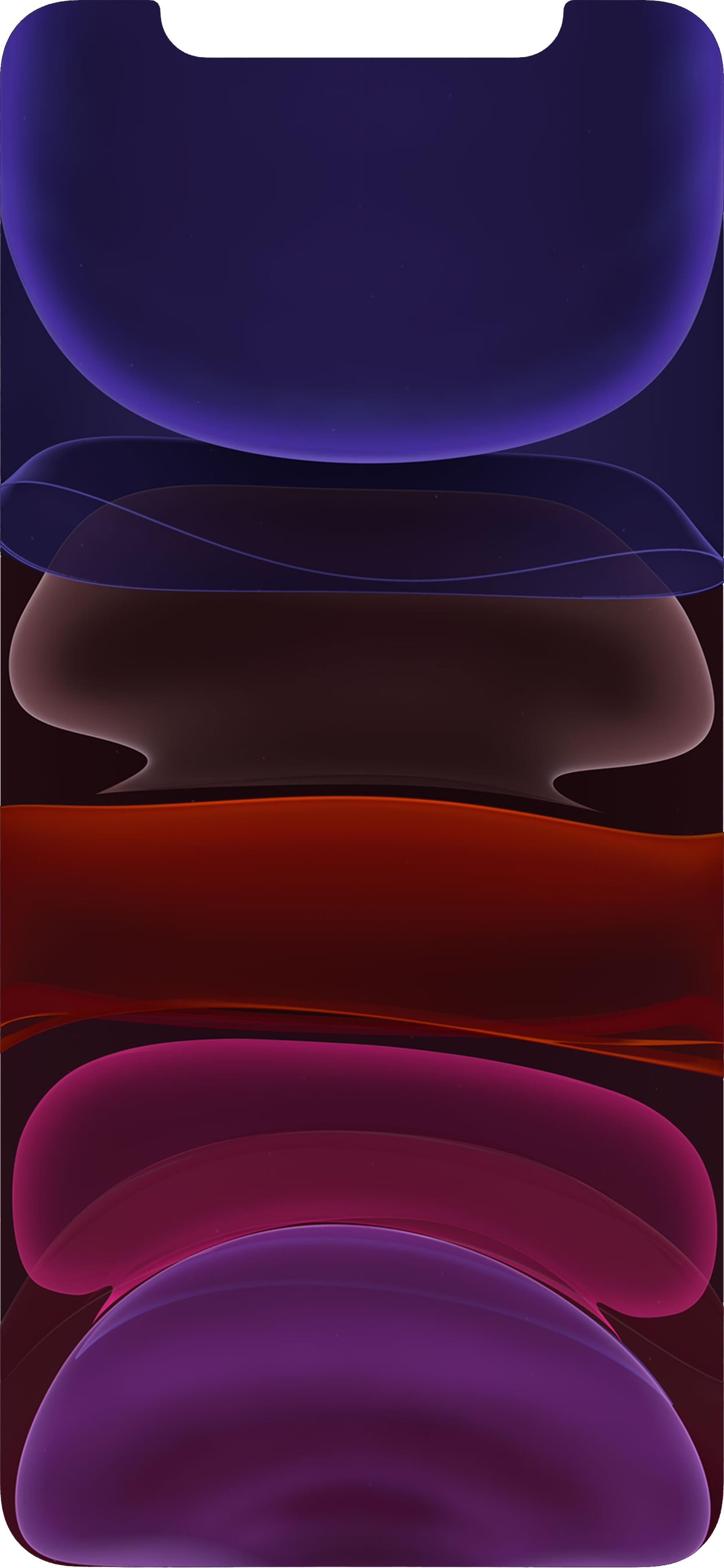 iphone-11-purple-wallpaper-TechFoogle