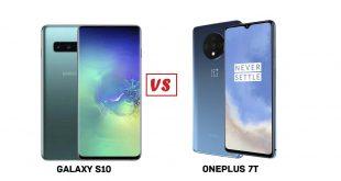 OnePlus 7T VS Samsung Galaxy S10