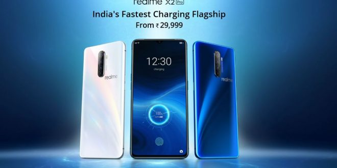 Realme X2 Pro launched in India with flagship processor and 50W fast charging