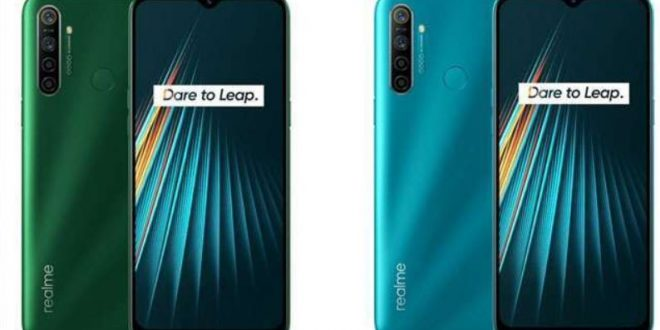 Realme 5i Launched with Quad-Camera