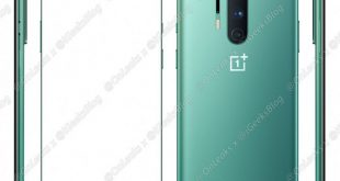 oneplus 8 pro Mint Colour Leak