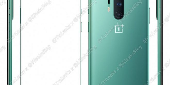 OnePlus 8 and OnePlus 8 Pro Full Specifications Leaked