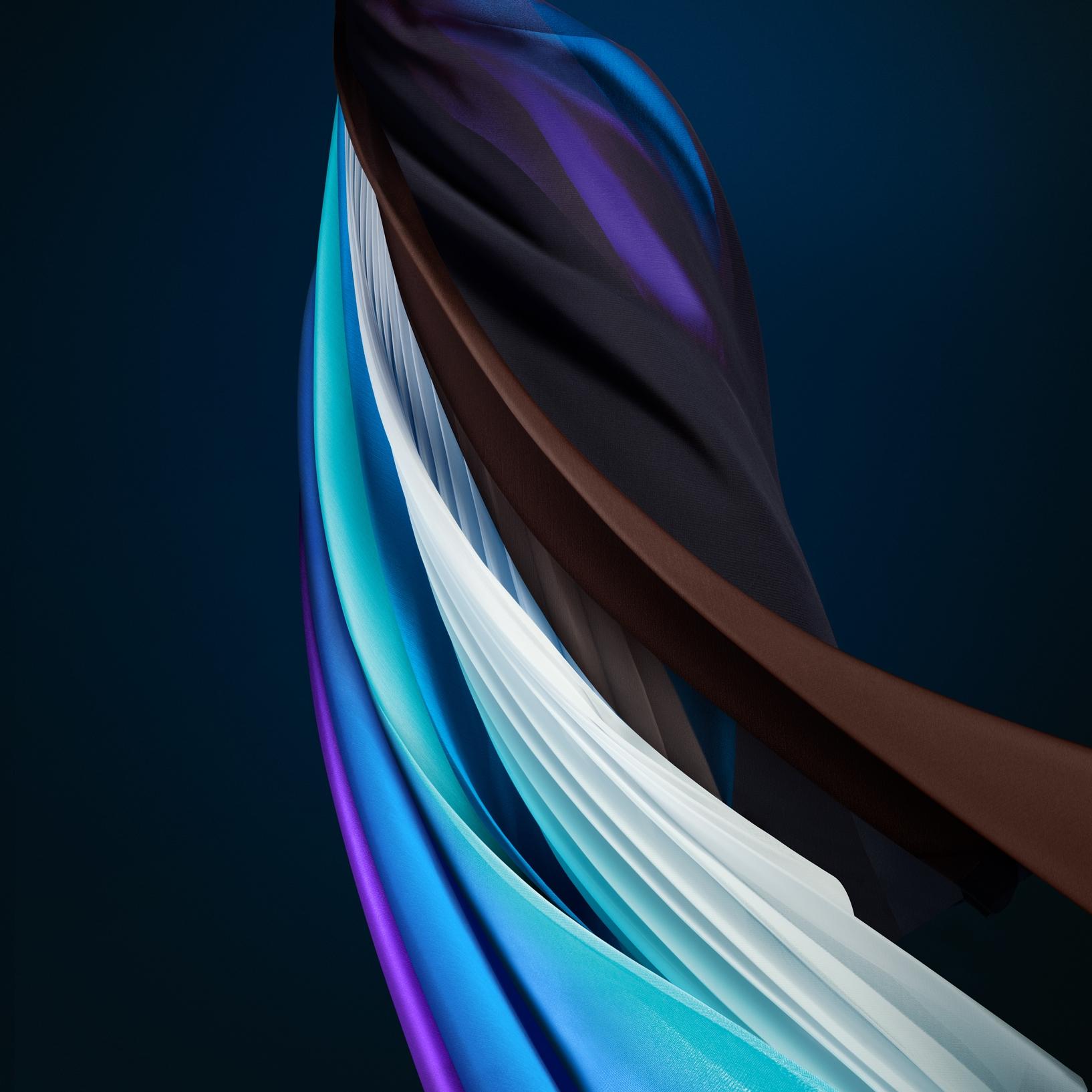 Silk_Blue_Light- iPhone SE 2020 - TechFoogle