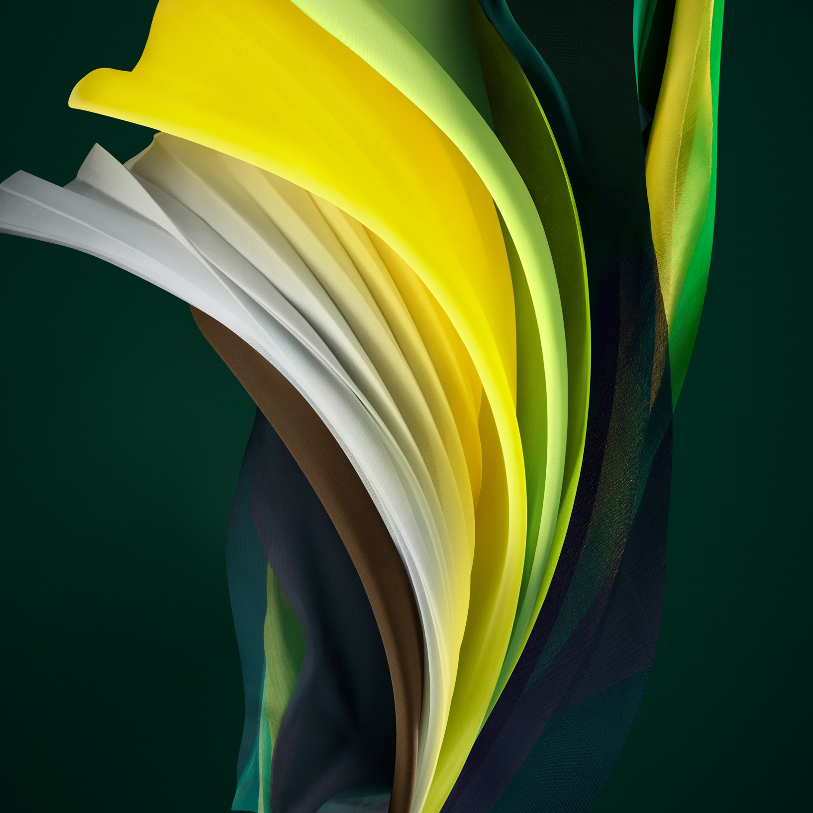 Silk_Green_Light- iPhone SE 2020 - TechFoogle