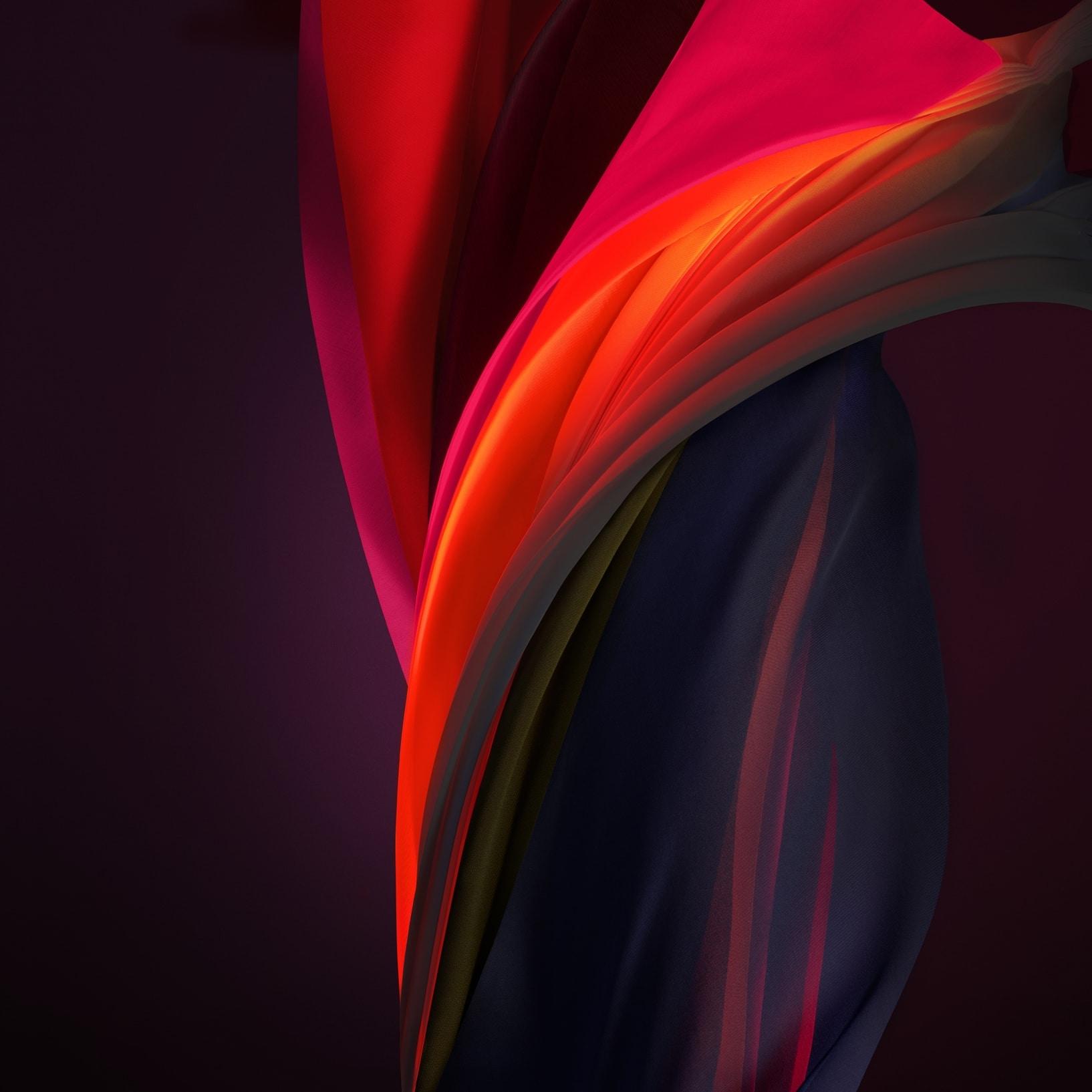 Silk_Purple_Dark- iPhone SE 2020 - TechFoogle