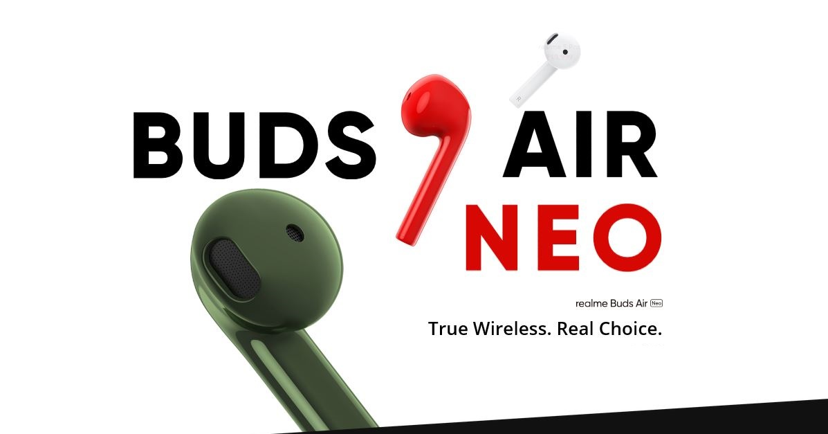 Realme Air Buds Neo 2020