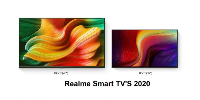 Realme Smart TV launched in India, price starts from Rs 12,999
