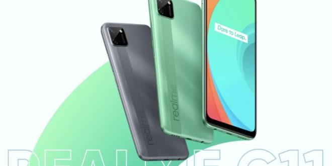Realme C11 launched in India for Rs 7,499
