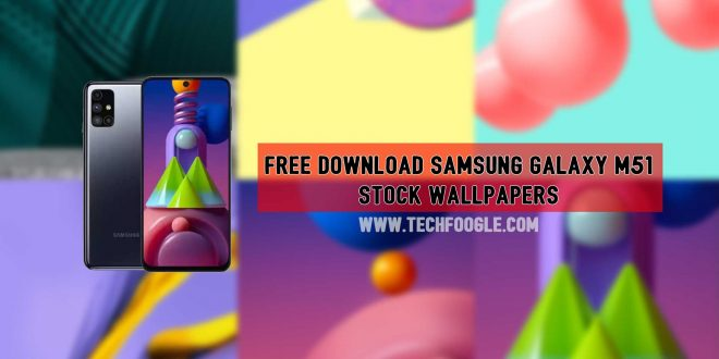 Free Download Samsung Galaxy M51 Stock Wallpapers [Full HD+]