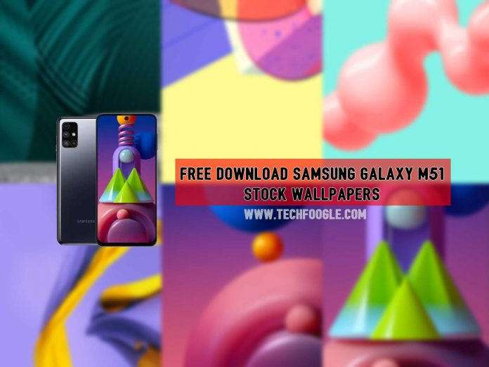 Galaxy M51 Wallpapers