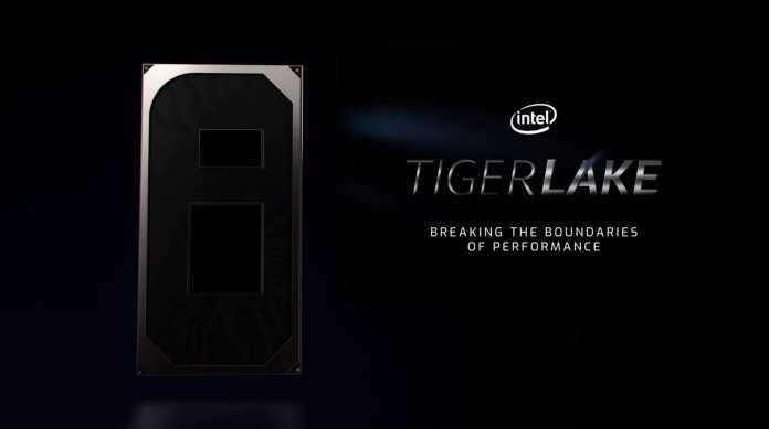 Intel TigerLake CPUs