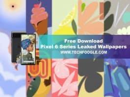 Free Download Google Pixel 6 Series Wallpapers [Leaked]